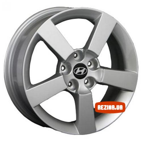 Купить диски Replica Hyundai (HND50) R17 5x114.3 j6.5 ET35 DIA67.1 silver
