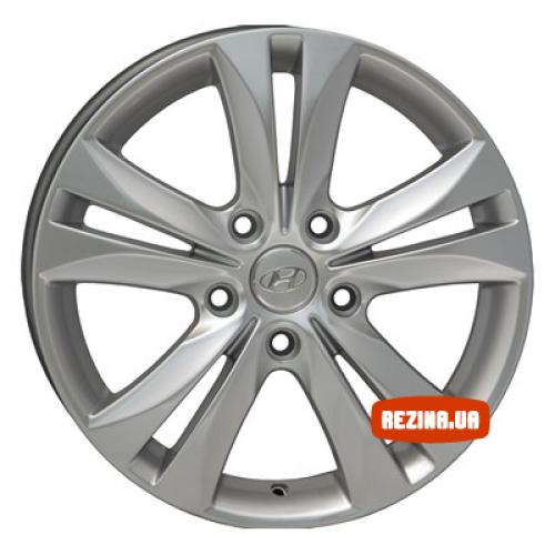 Купить диски Replica Hyundai (HND546x) R17 5x114.3 j6.5 ET46 DIA67.1 HS