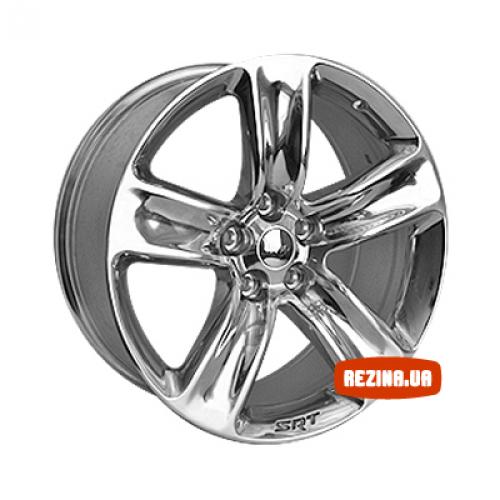 Купить диски Replica Jeep (JE748) R20 5x127 j9.0 ET28 DIA71.6 полированный
