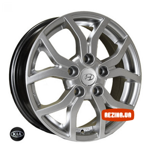 Купить диски Replica Kia (7429) R15 5x114.3 j5.5 ET47 DIA67.1 HS