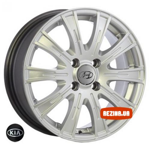 Купить диски Replica Kia (9123) R15 5x114.3 j6.0 ET45 DIA67.1 HS