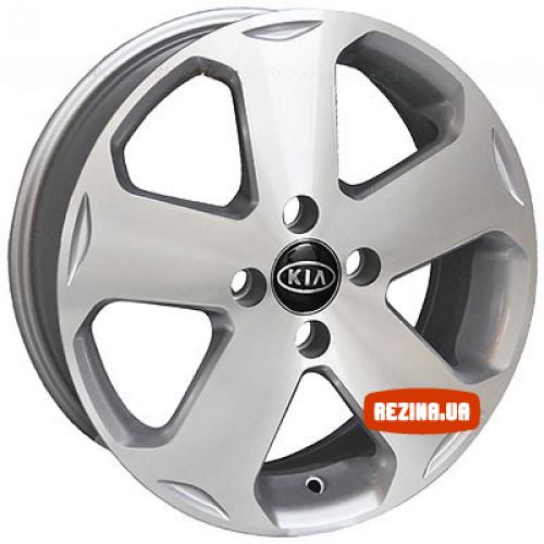 Купить диски Replica Kia (KA104) R15 4x100 j6.5 ET35 DIA67.1 SP