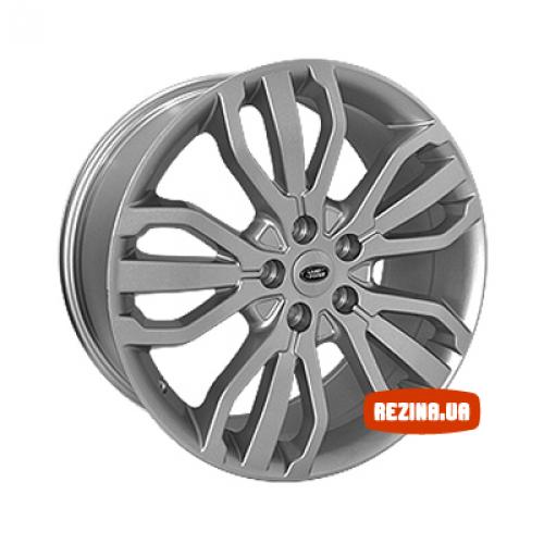 Купить диски Replica Land Rover (LR393) R20 5x120 j9.0 ET50 DIA72.6 silver