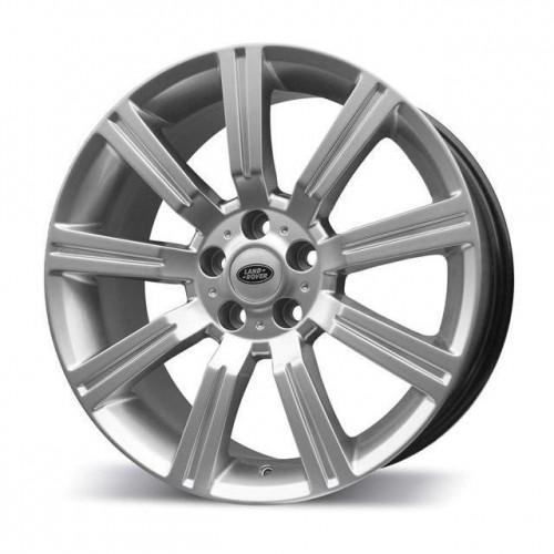 Купить диски Replica Land Rover (LR4) R20 5x120 j9.0 ET53 DIA72.6 silver