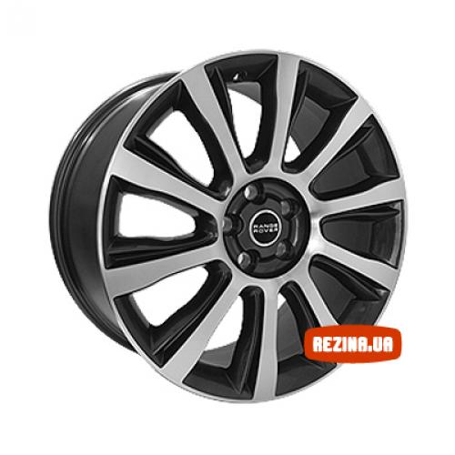 Купить диски Replica Land Rover (LR835) R21 5x120 j9.5 ET49 DIA72.6 GMF