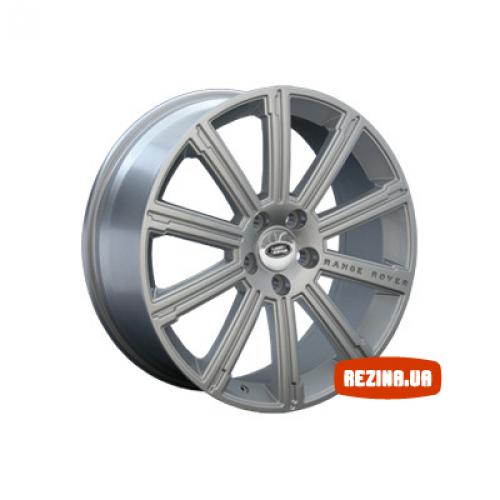 Купить диски Replica Land Rover (LR923) R20 5x120 j8.5 ET58 DIA72.6 silver