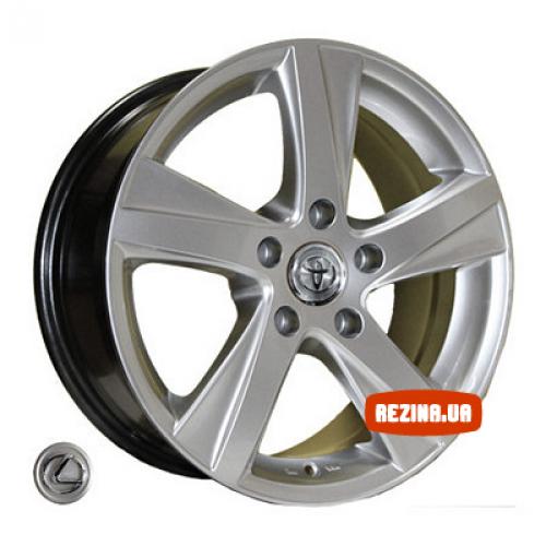 Купить диски Replica Lexus (7385) R16 5x114.3 j7.0 ET40 DIA60.1 HS