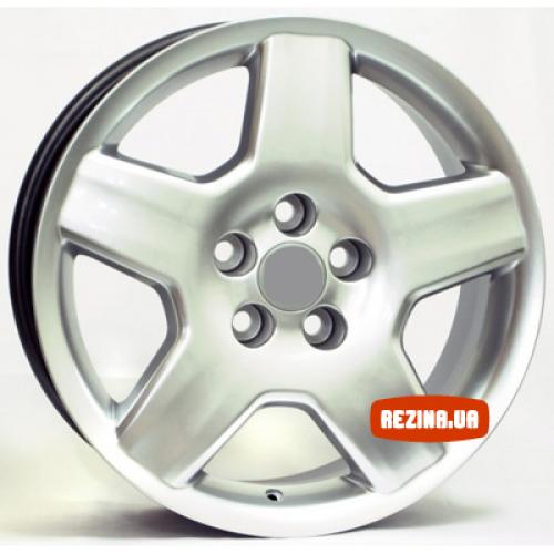 Купить диски Replica Lexus (84Adv) R16 5x114.3 j7.0 ET42 DIA60.1 silver
