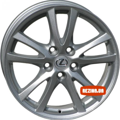 Купить диски Replica Lexus (LE12) R18 5x114.3 j8.5 ET50 DIA60.1 silver