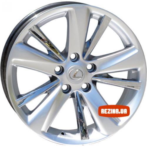 Купить диски Replica Lexus (LE265d) R16 5x114.3 j7.0 ET25 DIA60.1 silver