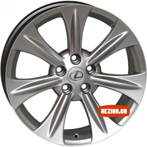 Купить диски Replica Lexus (LE721d) R18 5x114.3 j7.5 ET32 DIA60.1 HS