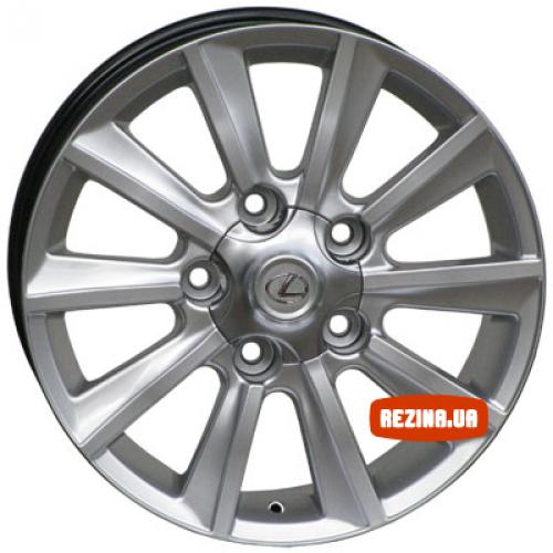 Купить диски Replica Lexus (LE848d) R20 5x150 j8.5 ET40 DIA110.5 HS