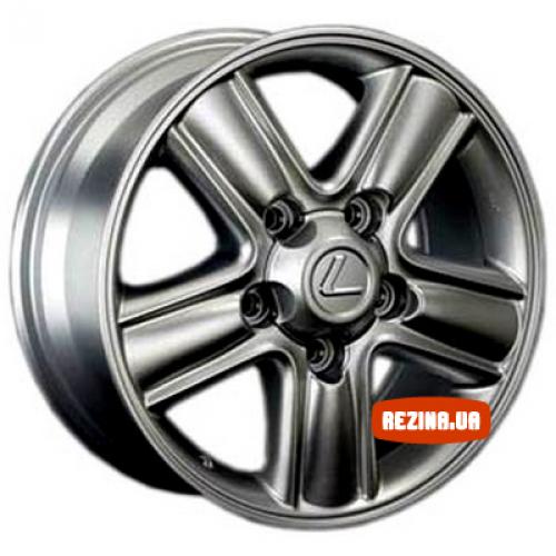 Купить диски Replica Lexus (LE9) R17 5x150 j8.0 ET2 DIA110.1 HS