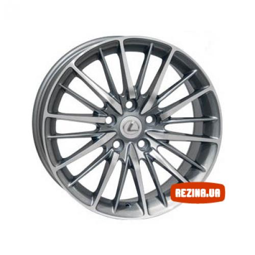 Купить диски Replica Lexus (LE9026d) R17 5x114.3 j7.5 ET40 DIA60.1 MB