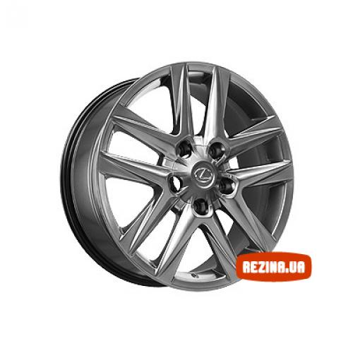 Купить диски Replica Lexus (LX5042) R22 5x150 j9.0 ET45 DIA110.1 HPB