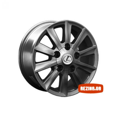 Купить диски Replica Lexus (LX805) R22 5x150 j9.0 ET50 DIA110.1 HPB
