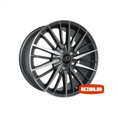 Купить диски Replica Lexus (LX821) R18 5x114.3 j7.5 ET45 DIA60.1 GMF