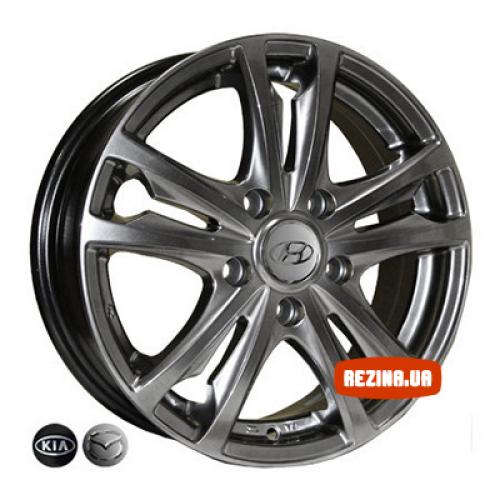 Купить диски Replica Mazda (7346) R15 5x114.3 j5.5 ET46 DIA67.1 HB