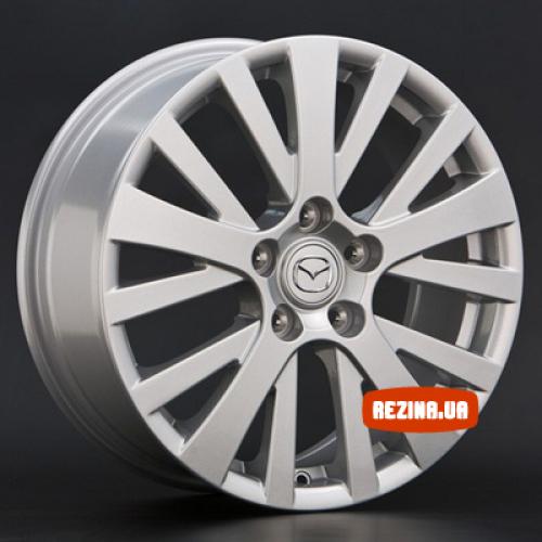 Купить диски Replica Mazda (MA563d) R16 5x114.3 j6.5 ET50 DIA67.1 HS
