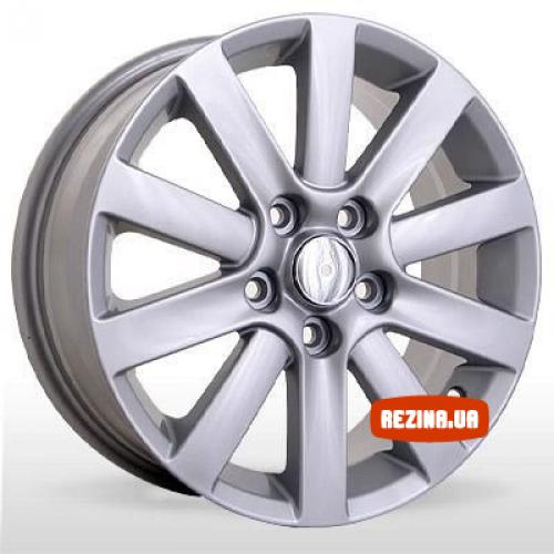 Купить диски Replica Mazda (MA891d) R16 5x114.3 j6.5 ET52 DIA67.1 MA