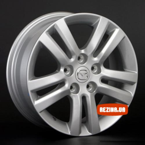 Купить диски Replica Mazda (MZ11) R16 5x114.3 j6.5 ET50 DIA67.1 silver