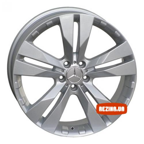 Купить диски Replica Mercedes (008) R20 5x112 j8.5 ET56 DIA66.6 ME