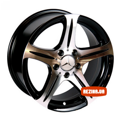 Купить диски Replica Mercedes (145) R15 5x112 j7.0 ET35 DIA66.6 BP