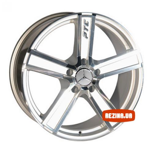 Купить диски Replica Mercedes (537) R20 5x130 j8.5 ET35 DIA84.1 SF