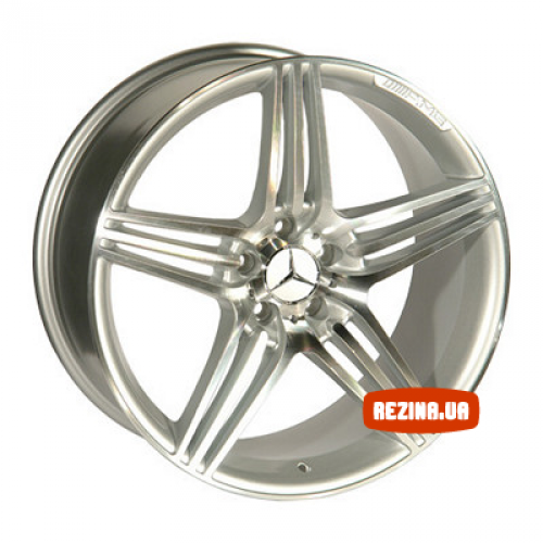 Купить диски Replica Mercedes (D202) R20 5x112 j9.5 ET35 DIA66.6 MS