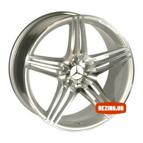 Купить диски Replica Mercedes (D202) R20 5x112 j9.5 ET35 DIA66.6 MS