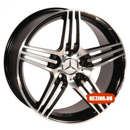Купить диски Replica Mercedes (D5012) R15 5x112 j6.5 ET25 DIA66.6 MB