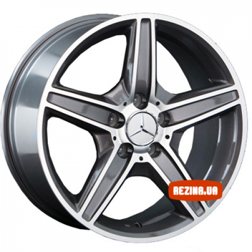 Купить диски Replica Mercedes (MB64) R19 5x112 j8.5 ET35 DIA66.6 GMF