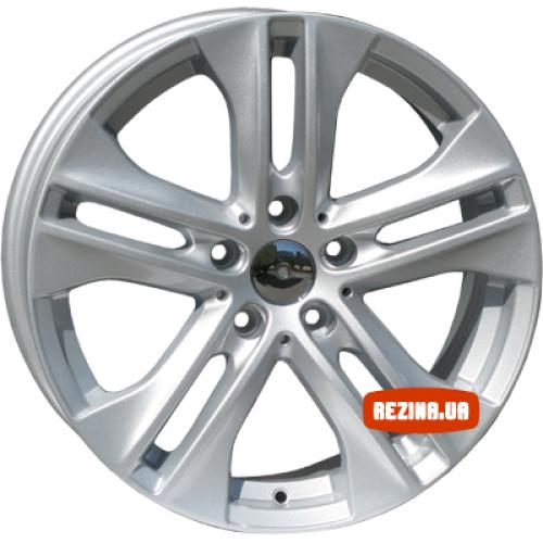 Купить диски Replica Mercedes (ME005d) R17 5x112 j7.5 ET45 DIA66.6 HS
