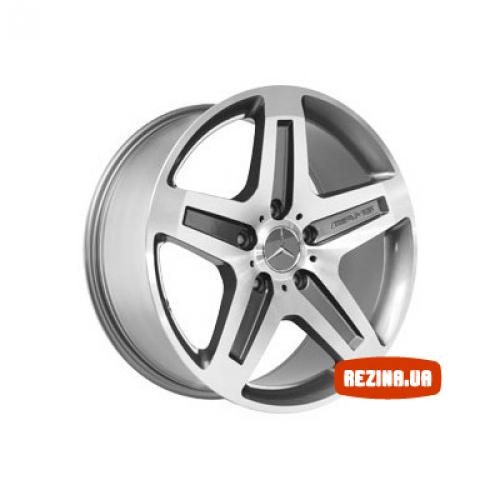 Купить диски Replica Mercedes (ME203J) R17 5x112 j8.0 ET35 DIA66.6 MDG