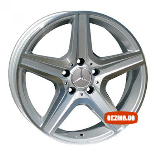 Купить диски Replica Mercedes (ME274d) R16 5x112 j6.5 ET45 DIA66.6 HS