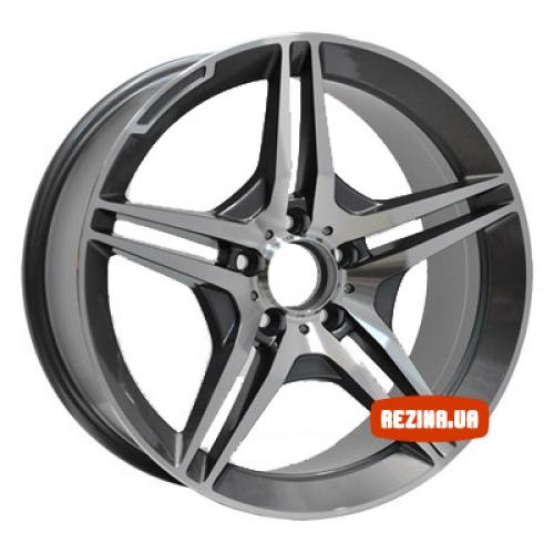 Купить диски Replica Mercedes (ME5009d) R20 5x112 j8.5 ET45 DIA66.6 MG