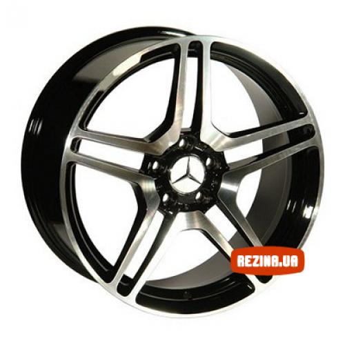 Купить диски Replica Mercedes (ME5010d) R20 5x112 j8.5 ET45 DIA66.6 MB