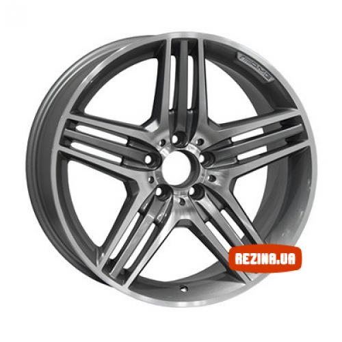 Купить диски Replica Mercedes (ME5208f) R18 5x112 j8.5 ET35 DIA66.6 ME