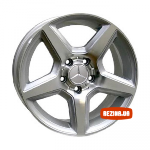 Купить диски Replica Mercedes (ME551) R17 5x112 j7.5 ET45 DIA66.6 ME
