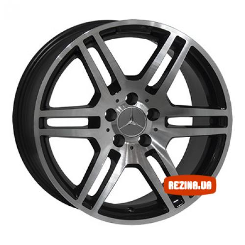 Купить диски Replica Mercedes (ME660x) R18 5x112 j8.5 ET44 DIA66.6 ME