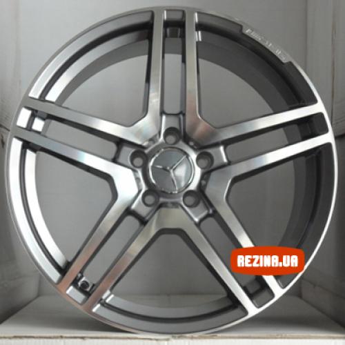 Купить диски Replica Mercedes (MR731) R20 5x112 j8.5 ET43 DIA66.6 GMF