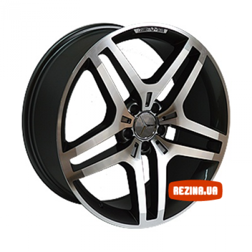 Купить диски Replica Mercedes (MR995) R20 5x112 j9.0 ET46 DIA66.6 GMF