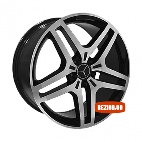 Купить диски Replica Mercedes (MR995) R20 5x112 j9.0 ET46 DIA66.6 MBF