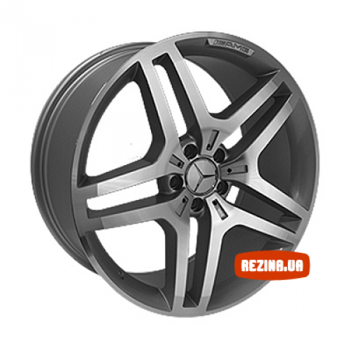 Купить диски Replica Mercedes (MR995) R20 5x112 j9.0 ET46 DIA66.6 SF