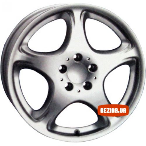 Купить диски Replica Mercedes (R721) R18 5x112 j8.0 ET44 DIA66.6 ME