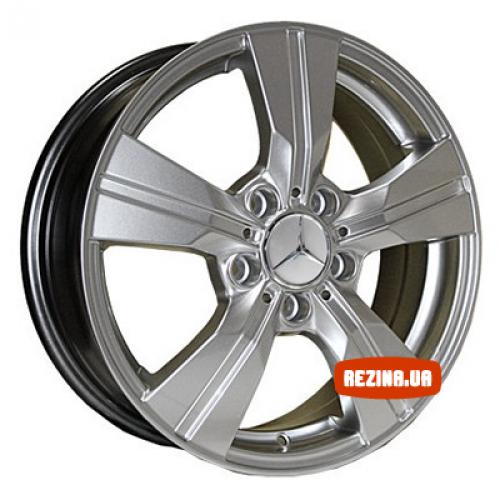 Купить диски Replica Mercedes (Z473) R16 5x112 j6.0 ET46 DIA66.6 HS