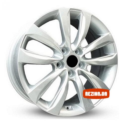 Купить диски Replica Mitsubishi (D002) R17 5x114.3 j7.0 ET40 DIA67.1 HB