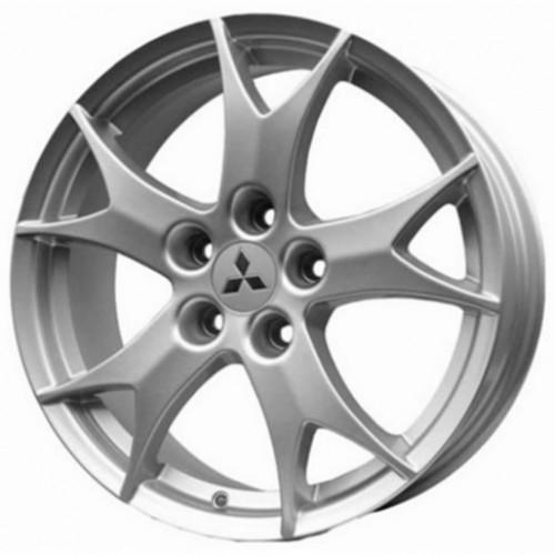 Купить диски Replica Mitsubishi (MI13) R17 5x114.3 j6.5 ET38 DIA67.1 silver
