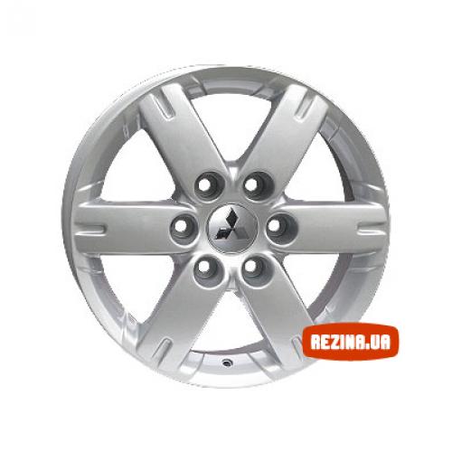 Купить диски Replica Mitsubishi (Mi636d) R18 6x139.7 j7.5 ET46 DIA67.1 HS