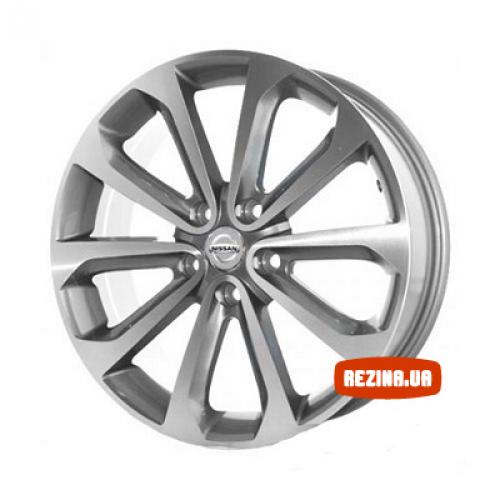 Купить диски Replica Nissan (Ni026d) R17 5x114.3 j7.0 ET40 DIA66.1 MG